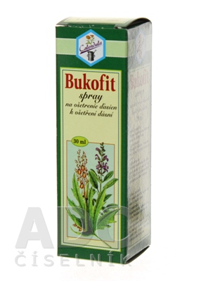 Calendula Bukofit spray 30ml