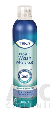 TENA UMÝVACIA PENA (Wash Mousse) 1x400 ml