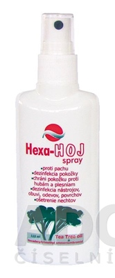 DR.HOJ HEXA-HOJ SPRAY s Tea Tree olejom 1x115 ml