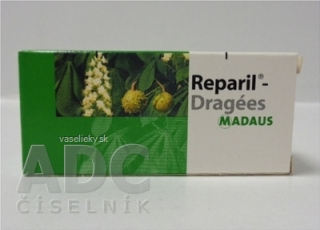 Reparil-Dragées tbl obd 20 mg 1x40 ks