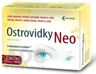 Noventis Ostrovidky Neo CPS 30+15