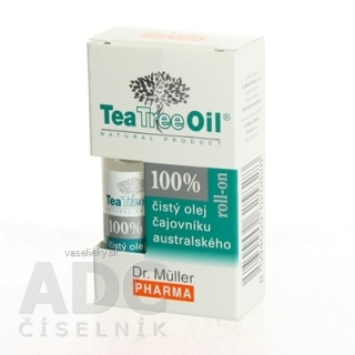 Dr. Müller Tea Tree Oil 100% čistý ROLL-ON
