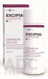 EXCIPIAL U LIPOLOTIO  200 ml