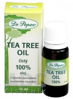 DR. POPOV TEA TREE OLEJ 11ML