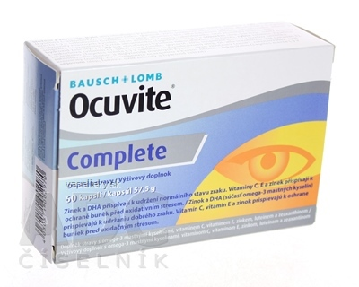 OCUVITE COMPLETE 60CPS
