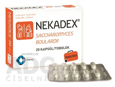 NEKADEX cps 1x20 ks
