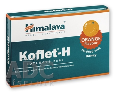 Himalaya Koflet-H Orange pas ora 1x12 ks